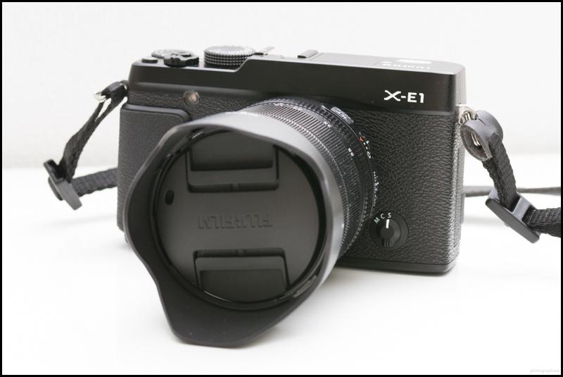 Fuji X-E1 photo